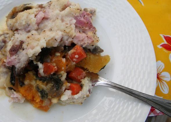 Empty Crisper Vegetarian Shepherd's Pie   Washington's Green Grocer