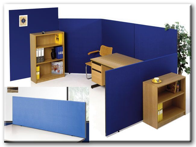 Office Screen Partition / Room Divider Privacy Office Screens | eBay