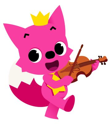 Learning Pinkfong