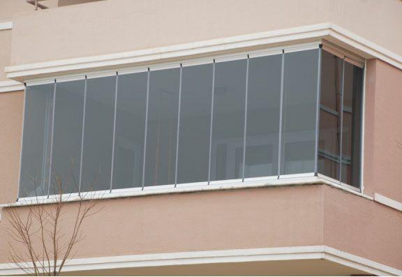Cam balkon sistemleri ile artık hayatınız da bazı kolaylıklar olacak.