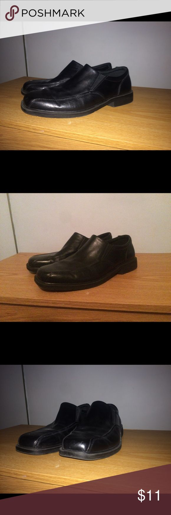 Mens Dress Loafers Only worn once still look good! Shoes Loafers & Slip-Ons