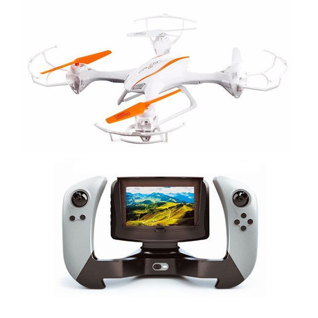 RC Drone Remote Control Quadcopter With HD Video Camera Helicopter.