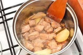 Resultado de imagen para comida de cerdo filipina