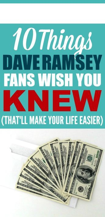 These personal finance tips are the best! I love Dave Ramsey! I'm so glad I found these AWESOME money saving tips and ideas! Now I have some great money tips! #daveramsey #debtsnowball #moneysavingideas #moneysavingtips #moneytips #moneyhacks #lifehacks #budgeting #personalfinances