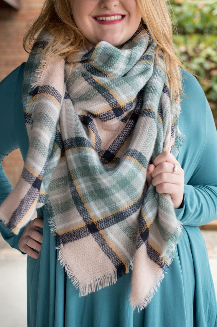 Pink Slate Boutique - Sweet Wishes Blanket Scarf, $24.00 (http://www.pinkslateboutique.com/sweet-wishes-blanket-scarf/)