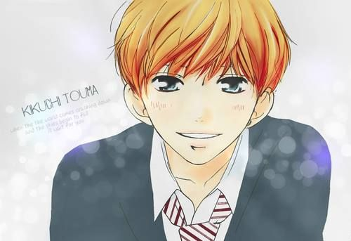 <3 Kikuchi Touma <3 (Happy birthday(February 1))