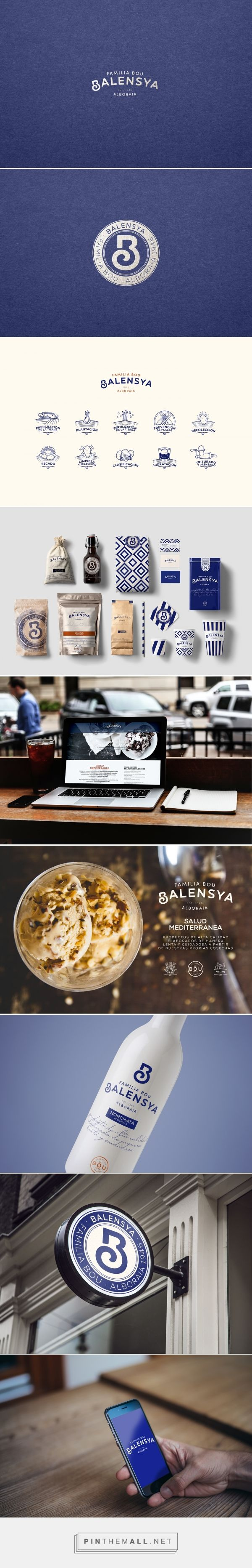 Balensya Specialty Food Products Branding and Packaging by Francisco Giner Calero | Fivestar Branding Agency – Design and Branding Agency & Curated Inspiration Gallery