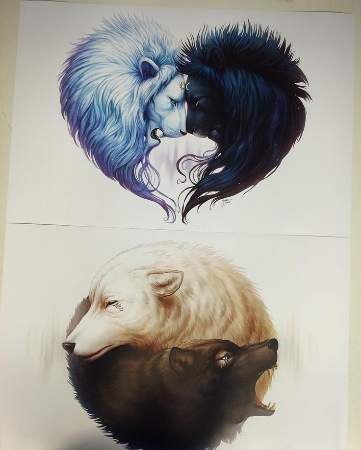 Similar to what I already have with my black wolf/yellow eyes and light grey wolf/blue eyes, but like this as well...