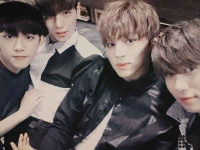 [naver] Hocheol - Hyunuk - Jaehyun - Yonghyun