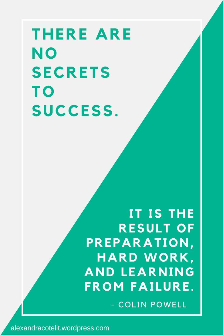 #success #workhard