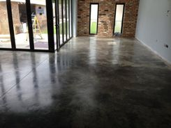 Power Floated Polished Concrete Floor Home Pinterest