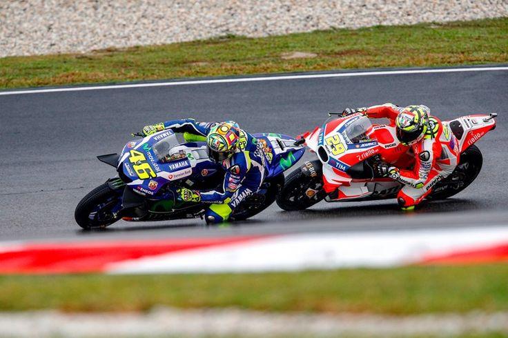Valentino Rossi - Yamaha Racing