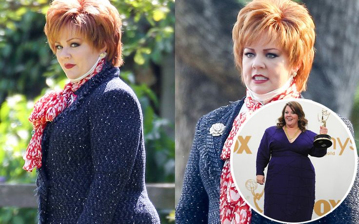 Melissa McCarthy's Shocking Weight Loss Transformation—See Her New Look!