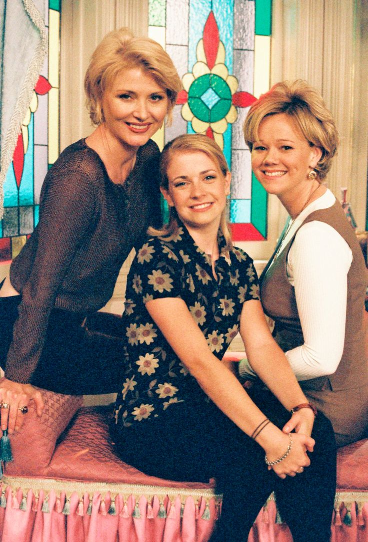 Sabrina the Teenage Witch Cast Reunites in Los Angeles