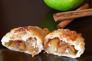 Empanadas de manzana y canela | Recetas de Cocina Argentina Fáciles y Para Todos los Gustos.