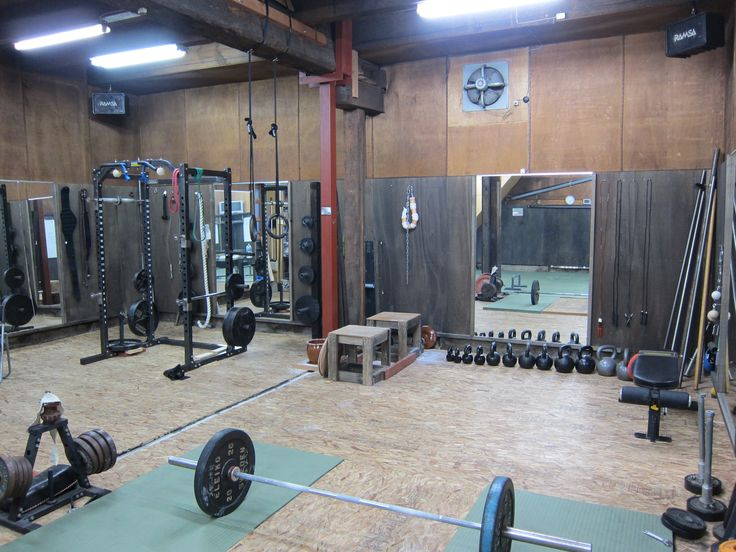Best crossfit gym design images on pinterest