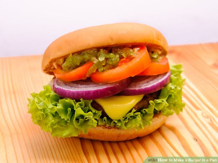 Image titled Make a Burger in a Pan Step 8