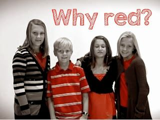 Red Ribbon Week in Kindergarten.  A simple video to show kids about why red for red ribbon week!