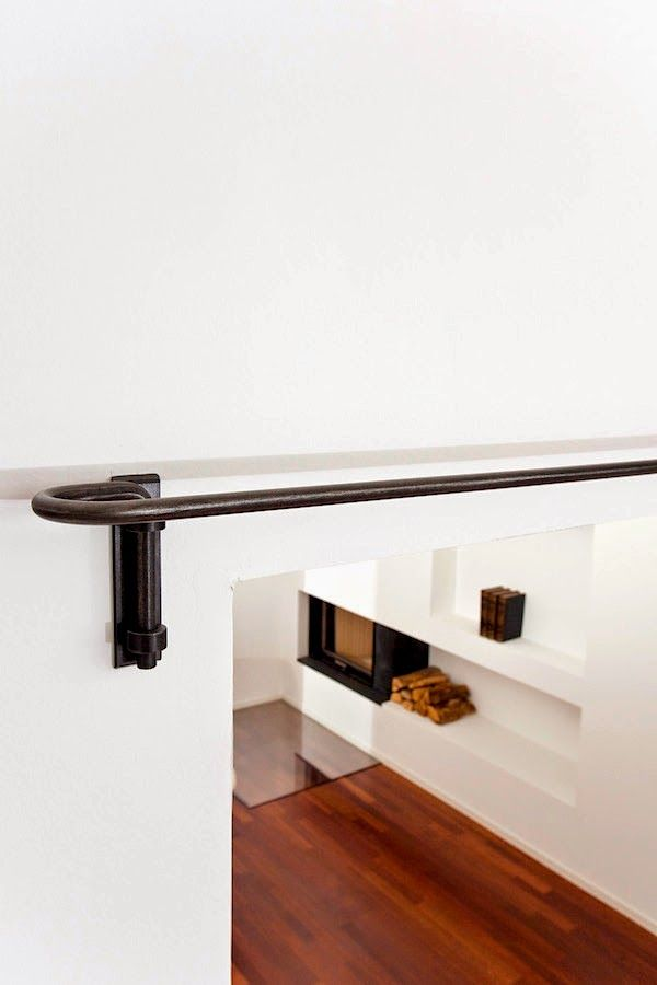 vosgesparis: Black & White curtain rods & rail for your home   Roedes Online