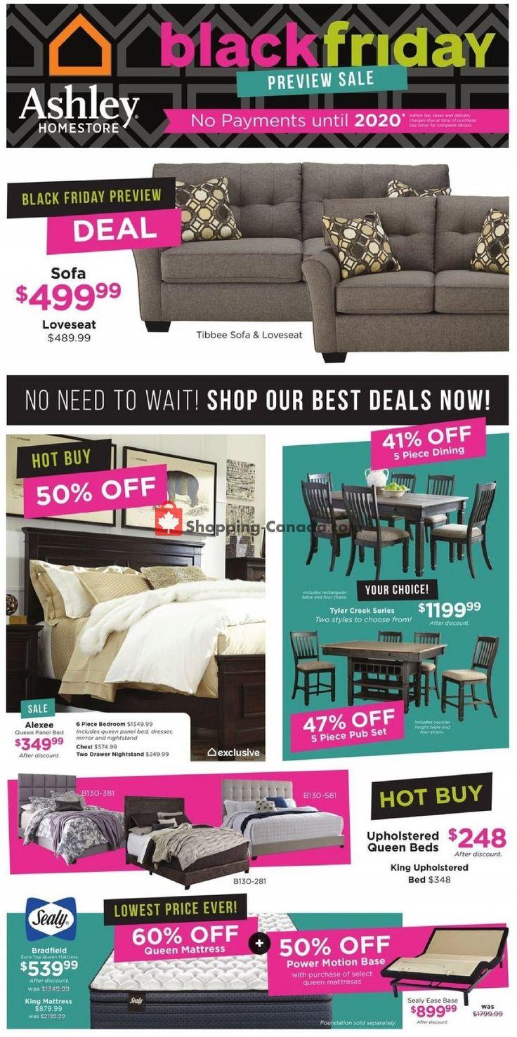 Ashley Bedroom Furniture Sale ashley Homestore Canada