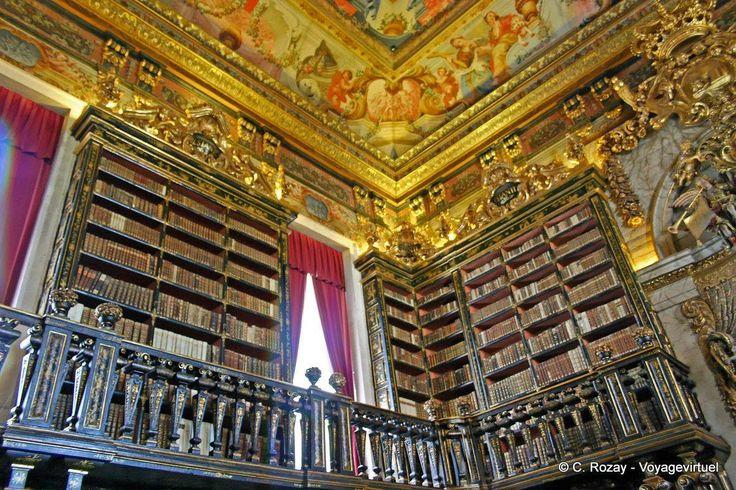 Biblioteca Joanina-Coimbra