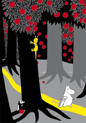 Muumipeikko metsässä muistikirja, 13.90e