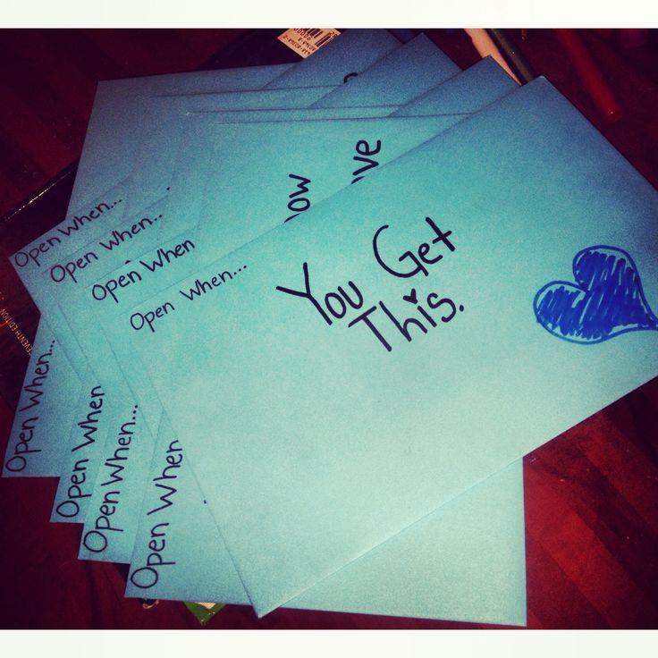 Open When Letters, Open When And My Boyfriend On Pinterest