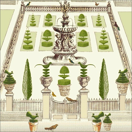 32 migliori immagini progetti giardini su pinterest for Piani di progettazione del padiglione
