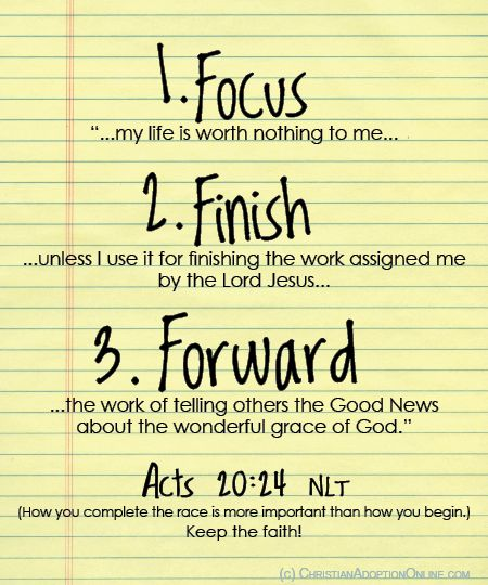 Acts 20:24~<3
