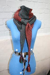 Breien En Haken In Oostende Scarf Gehaakte Puntsjalen Crochet
