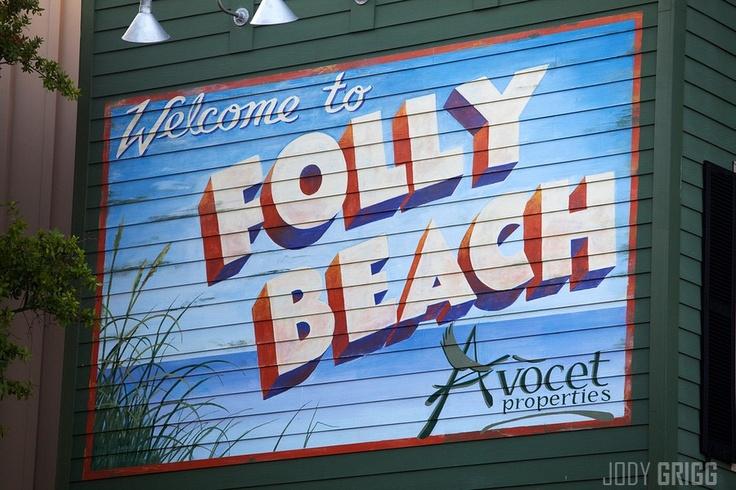 Folly Beach!