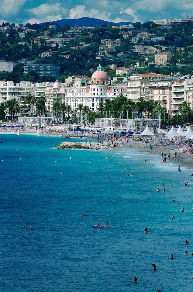 Cannes, France #travel  Headed there in September!