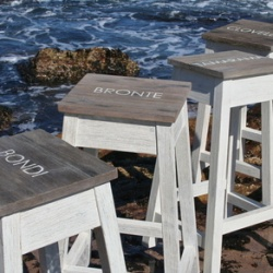 The Beaches Kitchen Stools - The Block Shop - Channel 9