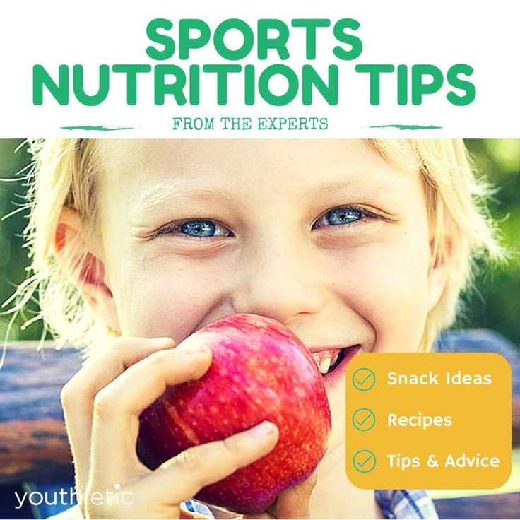 What Is A Sports Nutritionist?