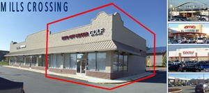 Retail Space For Lease - End-Cap Opportunity - Mills Crossing @ Potomac Mills - 14338 Gideon Dr, Woodbridge, VA 22192, Prince William County, Northern Virginia