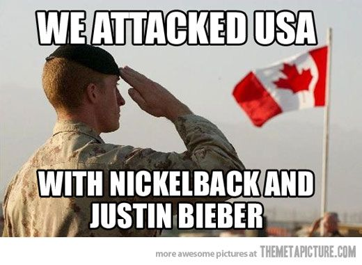 Canadian Attack