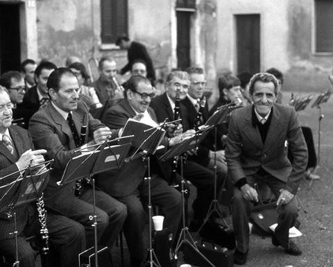 COMITATO DI QUARTIERE S.ALBINO (MONZA) : La Banda di S. Damiano e S. Albino alla fine degli...