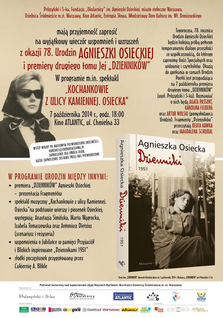A. Osiecka- Dzienniki 1951