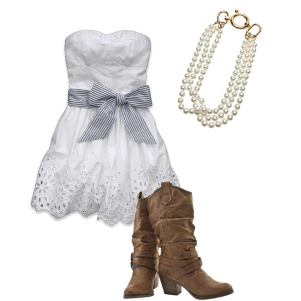 A Southern Girl's Perfect Outfit :)