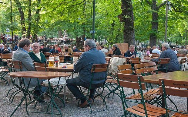 Spend a summer touring Bavaria's famous biergarten; here's a list of #Munich's best.