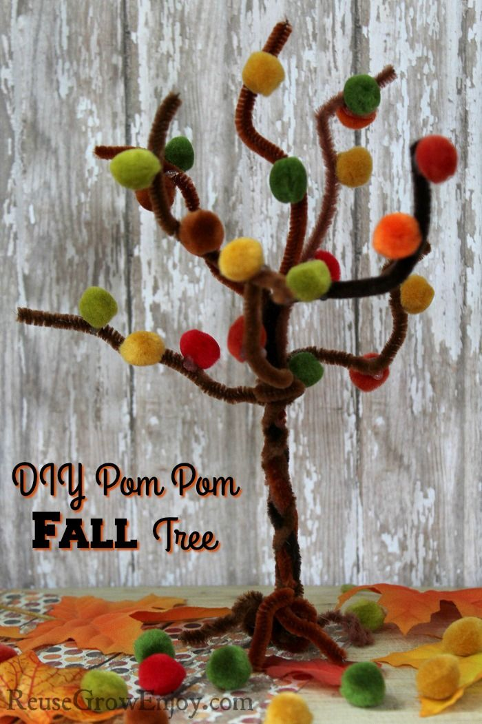 Easy Fall Kids Crafts That Anyone Can Make: Best 25+ Easy Fall Crafts Ideas On Pinterest