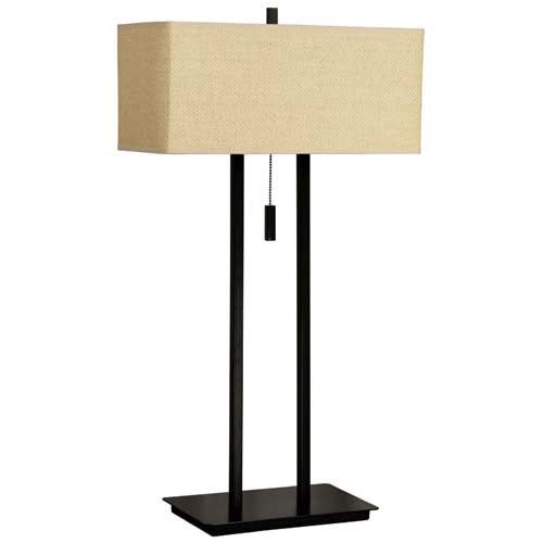 Emilio bronze table lamp