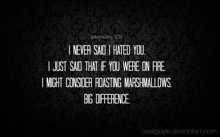 Sarcastic Quotes #29