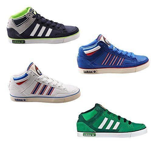 Originale adidas VC 1000 Q35476 Schuhe Sneaker in grün aus der beliebten Originals Serie günstig online kaufen. Adidas Schuhe aus der Originals Kollektion reduziert bestellen.