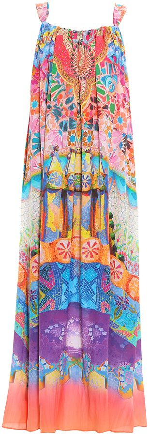 CAMILLA Printed Dress