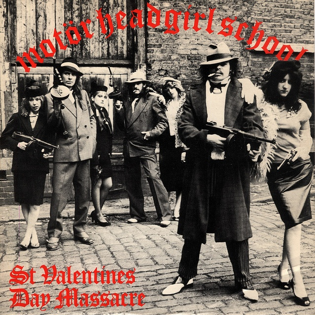 valentine's day massacre prohibition