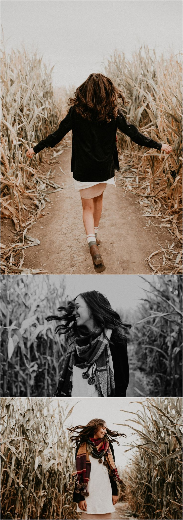 Boise Senior Photographer // Makayla Madden Photography // Idaho Farmstead // Corn Maze // Fall Senior Outfit Ideas Inspiration // Pumpkin Patch // Senior Photography // Senior Pictures // Senior Girl // Fall Aesthetic // Posing Ideas //