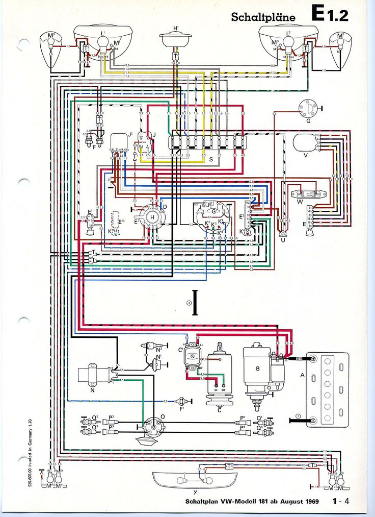 41 best cox images on pinterest 1974 vw alternator wiring diagram schéma électrique 181 à partir de aout 1969 · vwbeetleselectric