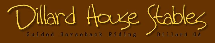 Contact The Dillard House Stables