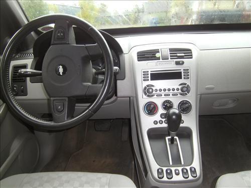 2005 Chevrolet Equinox Gas Mileage